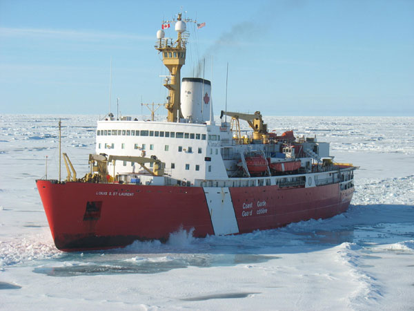 CCGS Louis St. Laurent